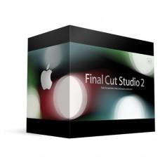 Final Cut Studio 2-п.о. для профессионального монтажа видео