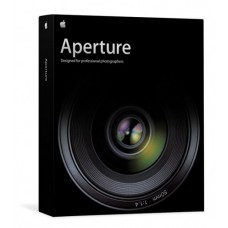 Apple Aperture 1,5 BOX- программное обеспечение