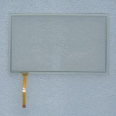 10 дюймовый 4-проводной резистивный сенсорный экран 16:10