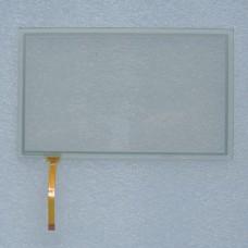 7 дюймовый 4-проводной резистивный сенсорный экран 16:9