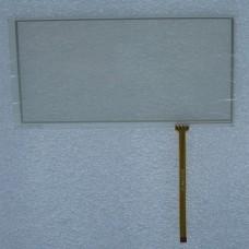 7.1 дюймовый 4-проводной резистивный сенсорный экран 16:9