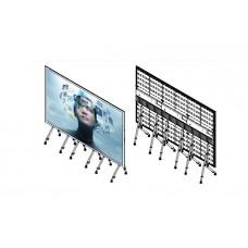 Рекламная панель на базе светодиодного экрана на стойке - LifeExpo