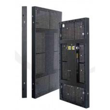 Алюминиевый кабинет для монтажа внутри помещения Lifeinteractive-SZ SMD3528 P12,5мм 200*400/400*800