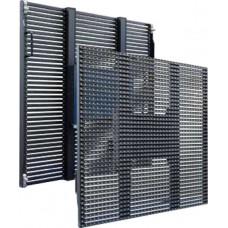 Алюминиевый кабинет для монтажа вне помещения Lifeinteractive-SZ SMD3535 P18мм 720*12/720*720