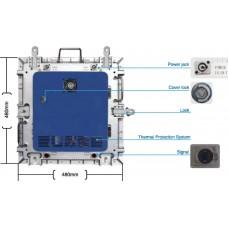 Светодиодный  модуль экрана для помещений Lifeinteractive-SZ SMD2020 P4мм 240*240/480*480