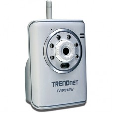 IP-камера TRENDnet TV-IP312W- Wi-Fi камера с ИК-подсветкой